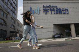 dueno de tiktok pide licencia en china para vender la app