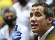 guaido pide detener crimenes contra humanidad en venezuela