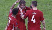 Con cabezazo de Martínez, Bayern conquista la Supercopa