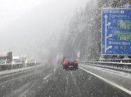 sorpresivas nevadas tempranas en los alpes