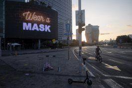 miles protestan en israel a pesar de nuevo confinamiento