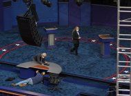 trump y biden a su ultimo debate