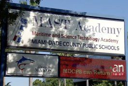 reabre mast, academy la escuela de miami que se vio obligada a cerrar por casos de coronavirus