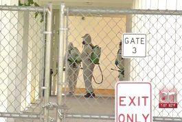 cierra otra escuela de miami-dade por coronavirus