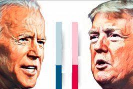 quien gano en el ultimo debate presidencial, a menos de dos semanas de las elecciones en eeuu