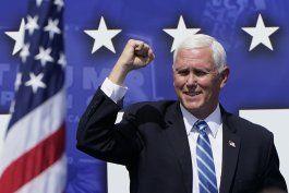 vicepresidente pence llega a miami para reunirse con exiliados cubanos y venezolanos