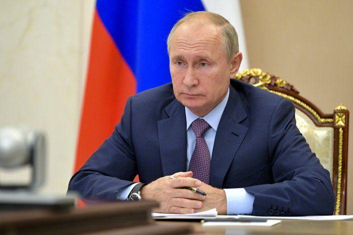 Rusia propone extender pacto nuclear con EEUU en un año