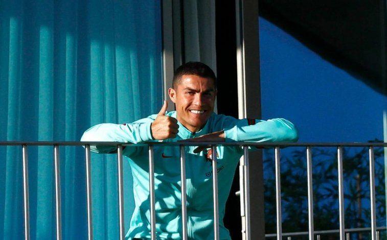 Cristiano Ronaldo: No le tengas miedo al virus