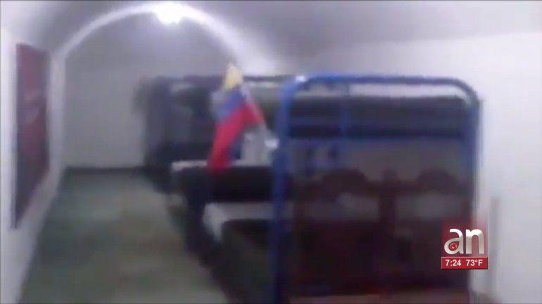 Salen a la luz imágenes de túneles subterráneos construidos por Maduro para protegerse de invasión