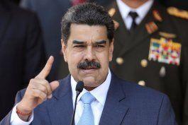 maduro: el dictador hizo que le aprobaran una ley para gobernar sin reglas ni controles