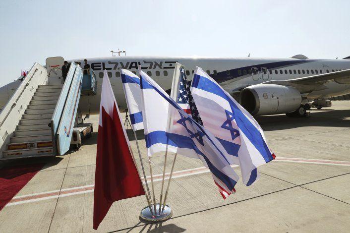 Israel y Bahréin formalizan relaciones