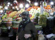 iran: otro record diario de muertes por coronavirus, con 337