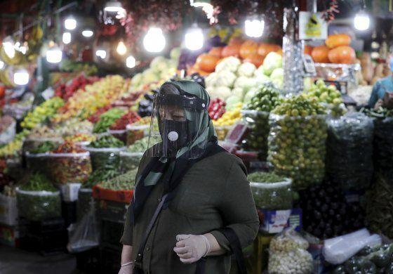 Irán: otro récord diario de muertes por coronavirus, con 337