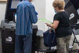 ¿donde votar de manera anticipada en miami-dade?