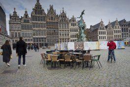 belgica impone drasticas medidas ante amenaza del virus