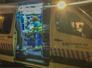 herido grave un cubano de 32 anos al ser apunalado junto a una estacion de metro en madrid