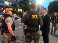 exclusiva ap: mas de 1.500 arrestados en acciones de la dea