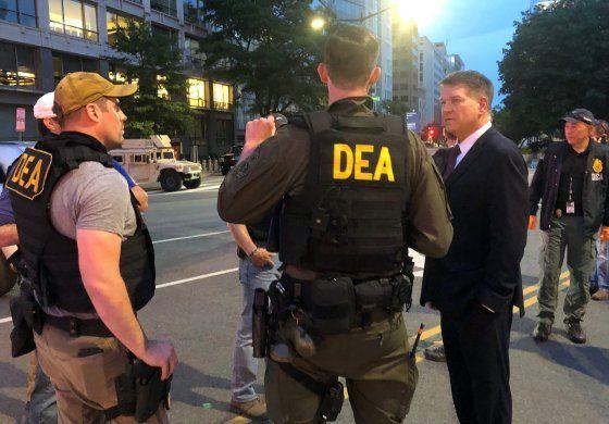 Exclusiva AP: Más de 1.500 arrestados en acciones de la DEA