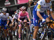 tratnik gana la 16ta etapa del giro, almeida sigue de rosado