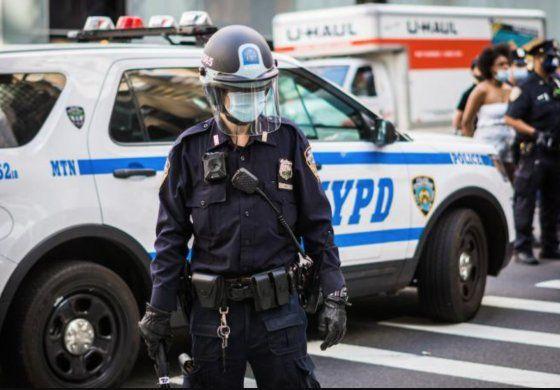 EEUU.- La Policía de Nueva York desplegará cientos de agentes adicionales de cara a las elecciones en EEUU