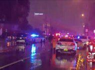 reportan un policia herido de bala tras tiroteo en el suroeste de miami-dade
