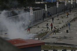 amnistia: fuerzas nigerianas mataron a 12 manifestantes