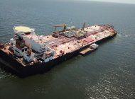 trasiego de la carga del crudo del buque nabarima disminuira riesgo de derrames petroleros en el golfo de paria