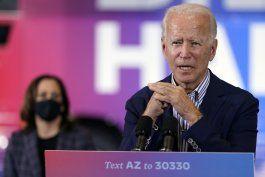 hombre acusado de amenazar de muerte a candidatos democratas