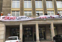 polonia: protestan contra el nuevo ministro de educacion