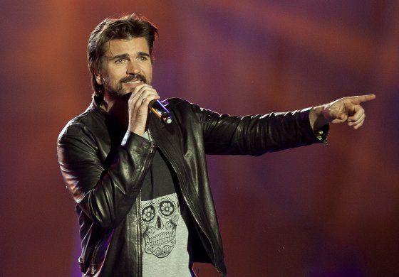 Juanes dice que se robó un auto por error