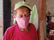 cubano teme morir por derrumbe de su vivienda