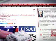 el regimen cubano ataca a america teve,  a publicaciones digitales independientes y organizaciones del exilio