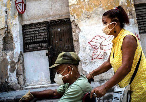 Régimen cubano marcará casas de sospechosos de Covid-19