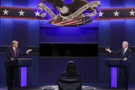debate: trump defiende separacion de familias migrantes