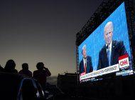 debate eeuu: breve atisbo de normalidad en campana electoral