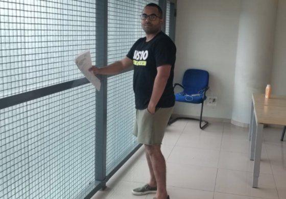 España niega asilo político a cubano varado