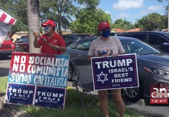 Continúan las votaciones tempranas en Miami