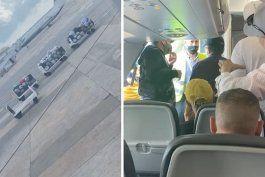 bajan a los pasajeros de un vuelo cancun-camagüey por exceso de maletas
