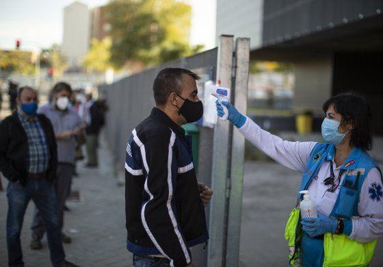 España supera las 35.000 muertes por COVID-19