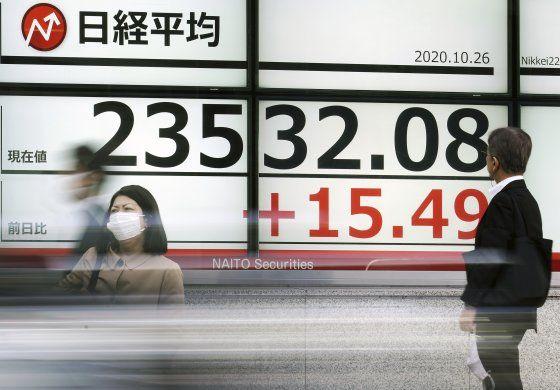 Temor por resurgimiento del virus impacta a Wall Street