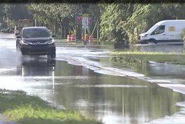 lluvias del fin de semana provocan inundaciones en partes de broward, y miami-dade