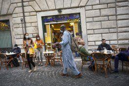italia: protestas contra confinamiento se tornan violentas