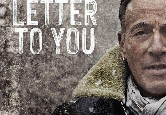 Springsteen le canta a amigos fallecidos en Letter to You