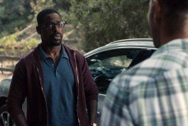 sterling k. brown ha aprendido cuando opinar
