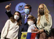 desde espana, lopez promete luchar para liberar a venezuela