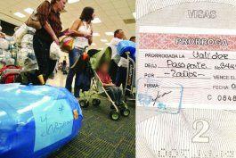 cubanos que viajan ahora a la isla tendran que ir con renovacion de su pasaporte actualizada
