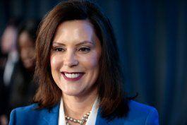 la gobernadora de michigan alerta de un vacio de liderazgo en la casa blanca respecto a la pandemia