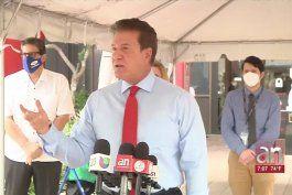 hialeah recibe 4 millones del condado para hacer frente a la crisis del coronavirus