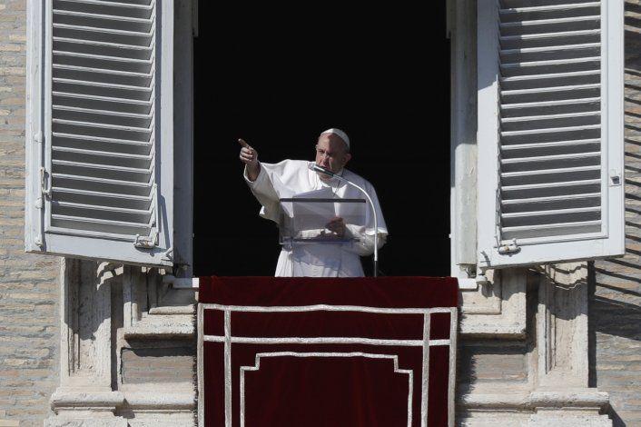 El papa pide que el mundo post-pandemia incluya a los pobres