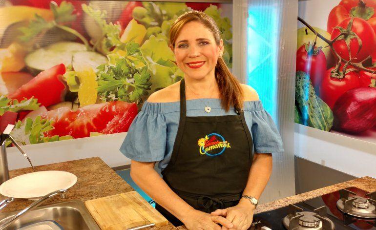 La Chef Mailing inicia la 4ta Temporada de Somos lo que Comemos por América Tevé